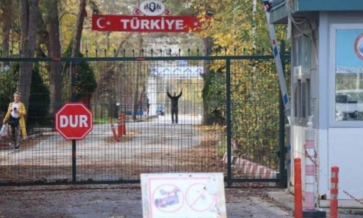 Θρίλερ στον Έβρο: Ο «τζιχαντιστής» επέστρεψε στην Τουρκία - Δεν τον άφησαν να μπει στην Ελλάδα