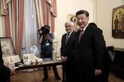 Προεδρικό Μέγαρο Λαμπερές εμφανίσεις στο επίσημο δείπνο για τον Πρόεδρο της Κίνας