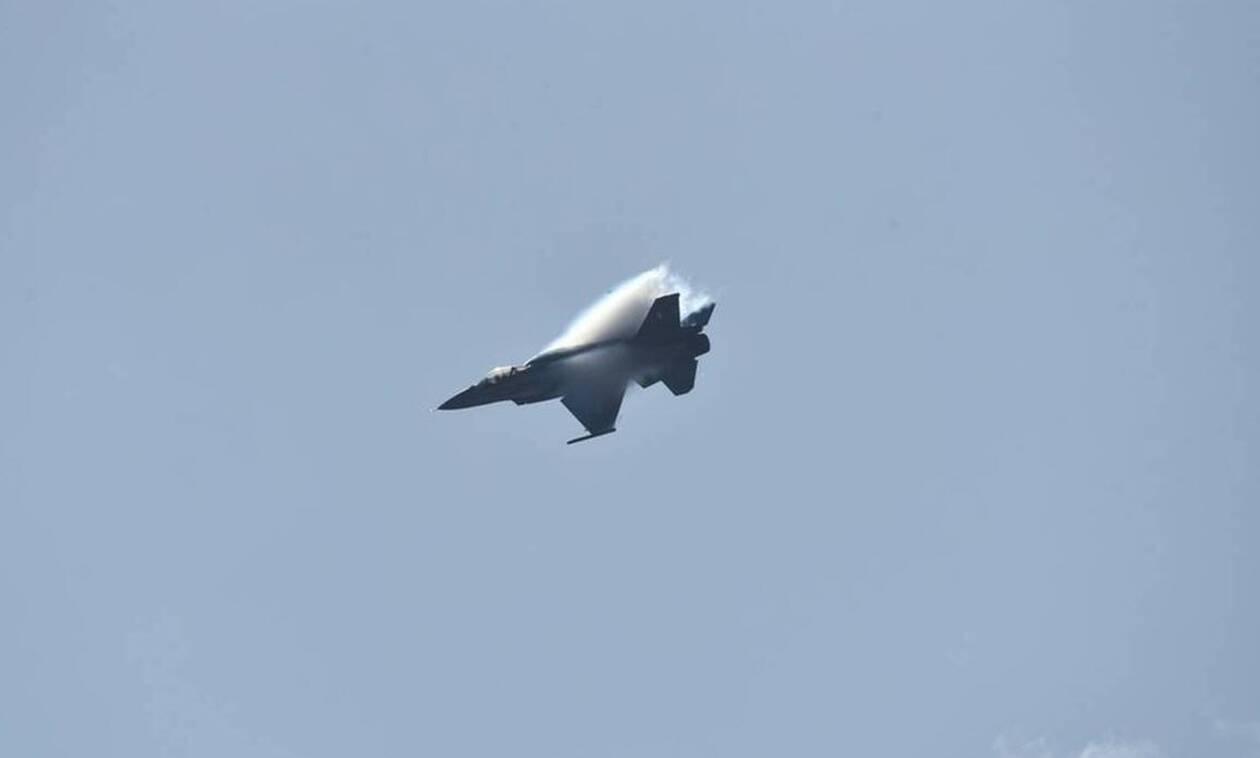 «Πόλεμος» στο Αιγαίο: Σκληρές αερομαχίες με τουρκικά F-16-«Συνεχίζουμε τις γεωτρήσεις» λέει η Άγκυρα