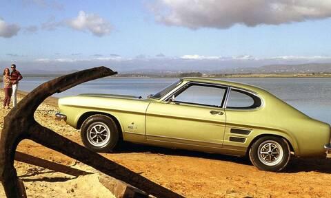 H Ford σκέφτεται να αναβιώσει το Capri (pics)