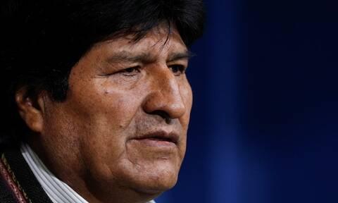 Εγκατέλειψε τη Βολιβία ο Μοράλες - Μεταβαίνει στο Μεξικό