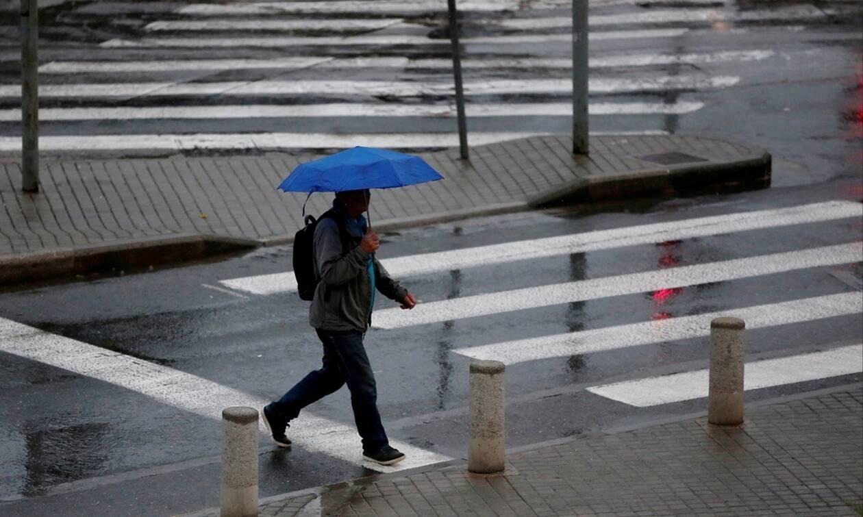 Καιρός: Καταιγίδες, χαλάζι και θυελλώδεις ανέμους φέρνει η Βικτώρια - Πού θα χτυπήσουν τα φαινόμενα