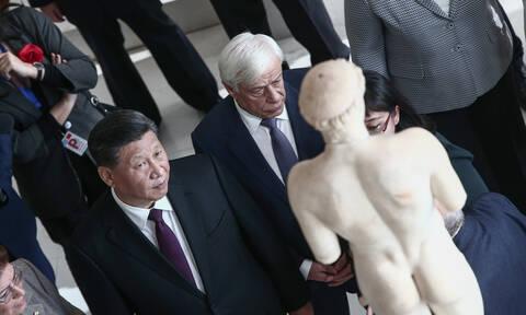 Σι Τζινπίνγκ από το Μουσείο της Ακρόπολης: Θα υποστηρίξω την επιστροφή των γλυπτών του Παρθενώνα