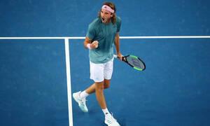 Στέφανος Τσιτσιπάς: Η μέρα και η ώρα του επόμενου αγώνα στο ATP Finals