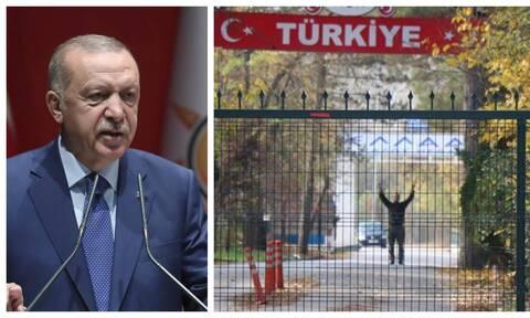 Προκλητικός για ακόμη μια φορά ο Ερντογάν:Δεν μας ενδιαφέρει ο τζιχαντιστής στα σύνορα με την Ελλάδα