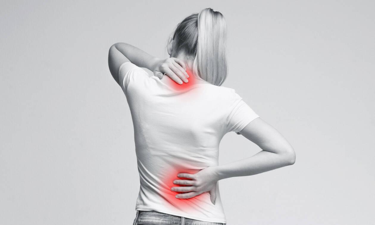 Τι δείχνουν αυτοί οι 6 πόνοι & γιατί δεν πρέπει να τους αγνοείτε (εικόνες)