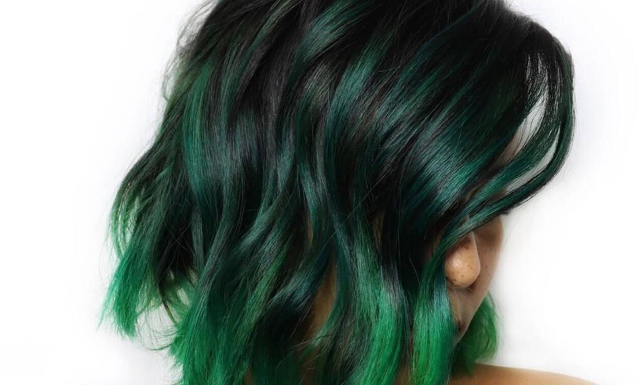 Τα χρωματιστά μαλλιά είναι το απόλυτο trend φέτος και μάντεψε ποια ηθοποιός το τόλμησε