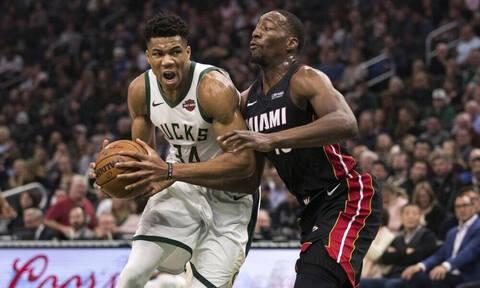 NBA: Δεν υπάρχει αυτό το πλακάτ για τον Γιάννη! (photos)