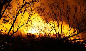 Φωτιά ΤΩΡΑ στους Φούρνους Ικαρίας
