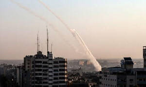 Σοκ στο Ισραήλ! Αναβλήθηκε αγώνας εξαιτίας επίθεσης με ρουκέτες! (photos+videos)