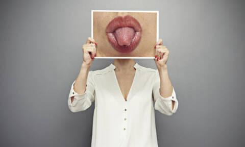 Σημάδια στη γλώσσα που δείχνουν έλλειψη Β12, μυκητίαση, καρκίνο (pics)