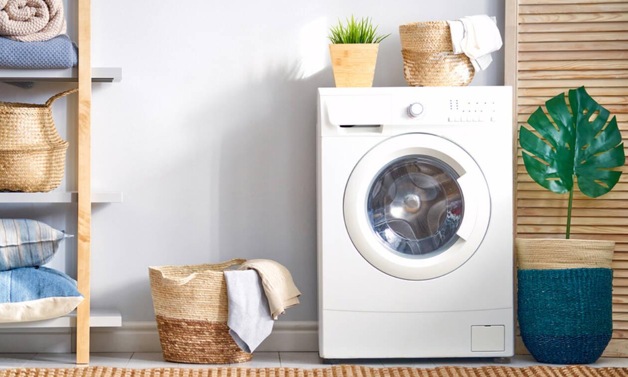 Έτσι θα καθαρίσετε το πλυντήριο ρούχων σας εύκολα & αποτελεσματικά (vid)