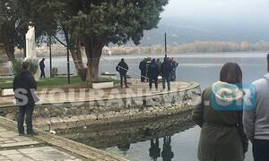 Θρίλερ στη λίμνη της Καστοριάς: Εντοπίστηκε νεκρός άντρας (vid)