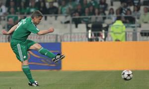 Κριστόφ Βαζέχα: Τον βραβεύει ο Παναθηναϊκός Αθλητικός Όμιλος!
