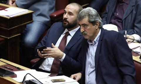 Βουλή - Προανακριτική Novartis: Δεν πήγαν στη συνεδρίαση Πολάκης - Τζανακόπουλος