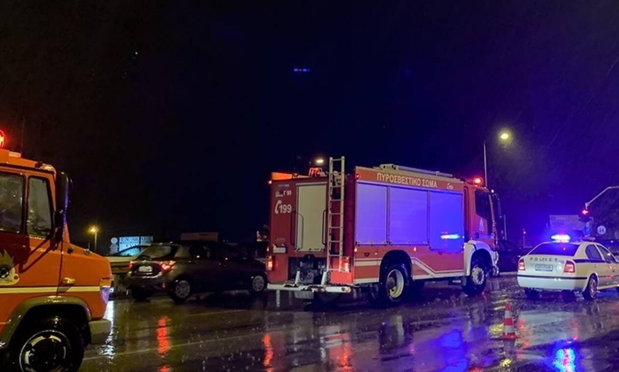 Καιρός: Νύχτα αγωνίας στην Κέρκυρα - Μπλακ άουτ, πλημμύρες και καταστροφές (pics+vid)