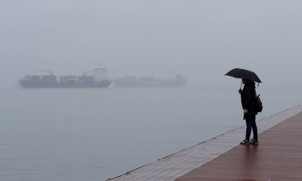 Ο καιρός σήμερα, Τετάρτη 13 Νοεμβρίου – Πού βρέχει τώρα