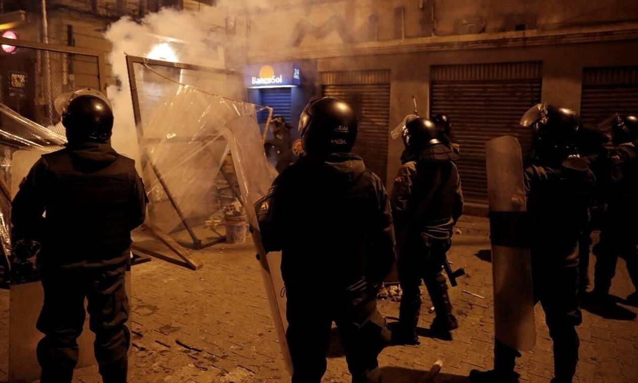 Βολιβία: Επτά νεκροί από τα μετεκλογικά βίαια επεισόδια