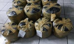 Πάνω από 390 εκατ. ευρώ η αξία των ναρκωτικών που κατασχέθηκαν το 2018 στην Ελλάδα
