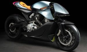 H Αston Martin έχει πλέον και μοτοσικλέτα