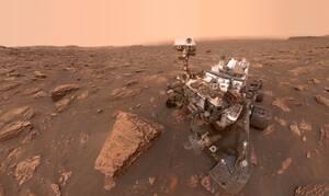 Άφωνοι οι επιστήμονες με αυτό που ανακάλυψε το Curiosity στον Άρη