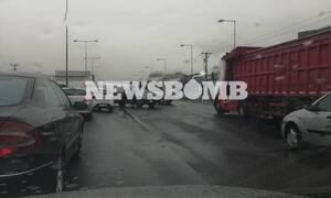 Κακοκαιρία ΤΩΡΑ: Κλειστοί δρόμοι στην Αττική λόγω «Βικτώριας» (ΣΥΝΕΧΗΣ ΕΝΗΜΕΡΩΣΗ)
