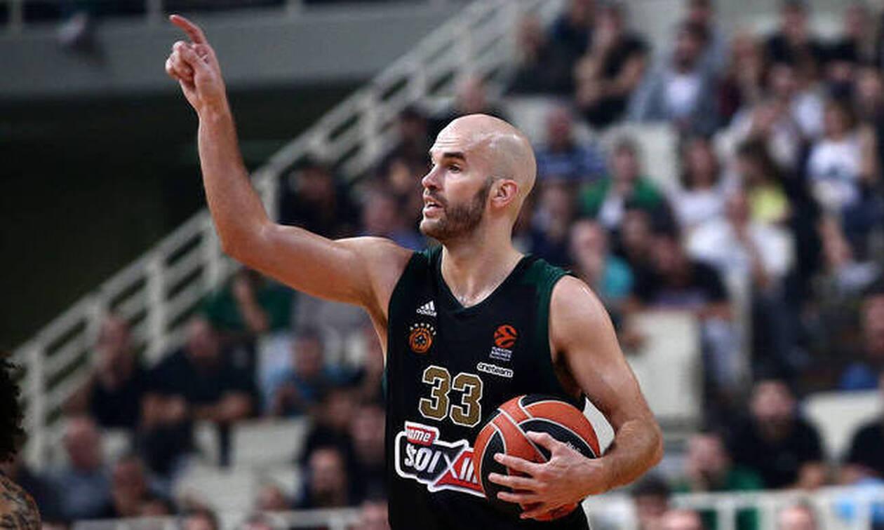 Παναθηναϊκός ΟΠΑΠ: Ο Καλάθης υποψήφιος για την ομάδα της δεκαετίας στην EuroLeague! (video)