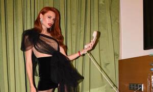 Ε! People's Choice Awards: Τι φόρεσαν οι Ελληνίδες celebrities στο χθεσινοβραδινό after party