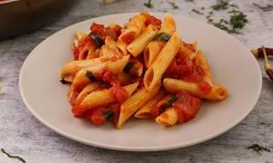 Η συνταγή της ημέρας: Πένες αραμπιάτα