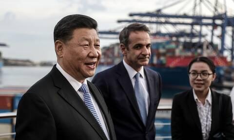 Ελλάδα και Κίνα ανοίγουν νέες διαδρομές για το μέλλον