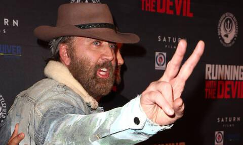 Το τρομερό πρόβλημα του Nicolas Cage