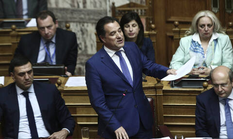 Άδωνις Γεωργιάδης: Δεν υφίσταται σκάνδαλο Novartis