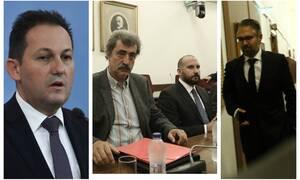 Πέτσας για προανακριτική Novartis: Φαίνεται πως μιλάμε για κύκλωμα– ΣΥΡΙΖΑ:Πολιτικά νεκρή η Επιτροπή