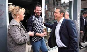 LIVE: Η ομιλία του Αλέξη Τσίπρα στην ανοιχτή συνέλευση στην Κοζάνη