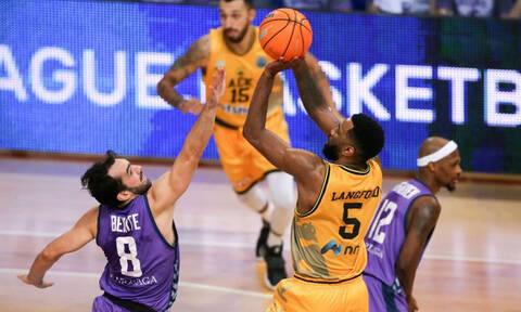 «Καυτός» Λάνγκφορντ, οδηγεί την ΑΕΚ στο Basketball Champions League