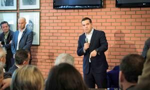 Τσίπρας από Κοζάνη: Εκδικητικότητα της κυβέρνησης Μητσοτάκη απέναντι στους νέους ανθρώπους