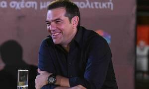 Τσίπρας: Δημιουργούμε την δημοκρατική και προοδευτική παράταξη της νέας εποχής