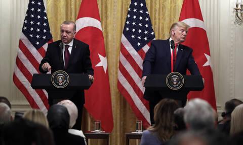 Τα είπαν σαν «φίλοι» Τραμπ - Ερντογάν: Έτοιμη να αγοράσει Patriot η Άγκυρα