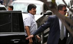 Έτοιμος να επιστρέψει στη Βολιβία δηλώνει ο Έβο Μοράλες