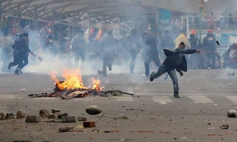 Βολιβία: Νεκρός 20χρονος από σφαίρα στο κεφάλι κατά τις συγκρούσεις με την αστυνομία
