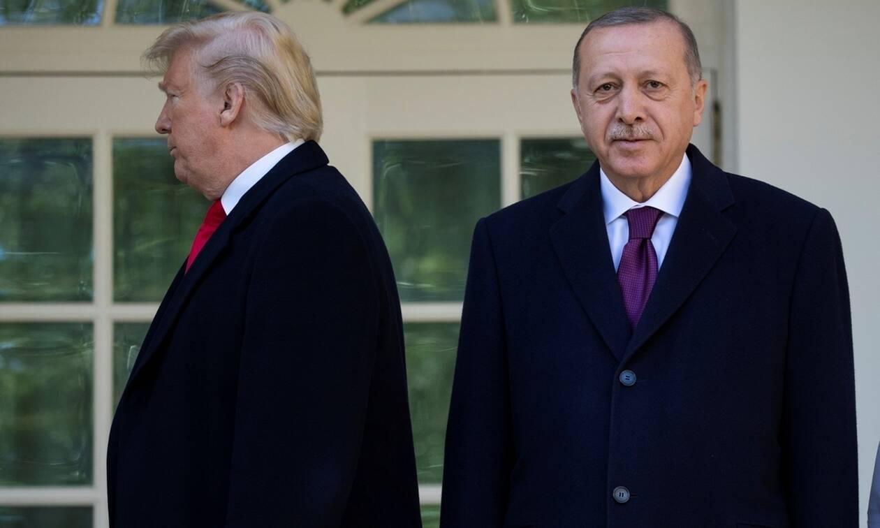 Ο Ρετζέπ Ταγίπ Ερντογάν ζήτησε ξανά την έκδοση του Φετουλάχ Γκιουλέν