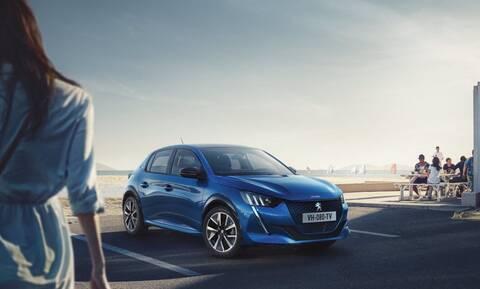 Το νέο Peugeot 208 ξεκινά από τις 13.580 ευρώ