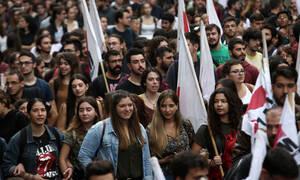 Άσυλο: Νέες κινητοποιήσεις φοιτητών - Συλλαλητήριο στα Προπύλαια και μπαράζ καταλήψεων