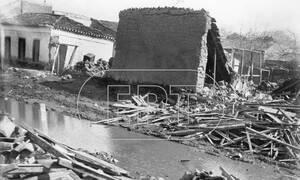 Η πλημμύρα που έπνιξε 61 ανθρώπους σε Αθήνα και Πειραιά