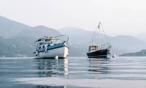 Σκιάθος: Άφωνος ο ψαράς - Έβγαλε από τη θάλασσα αυτό το... τέρας! (pics)