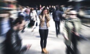 Κρίσεις πανικού: Πώς μπορείτε να τις αντιμετωπίσετε