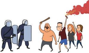 Quiz: H 17η Νοέμβρη, ο μπαχαλάκιας και το σχέδιο δράσης