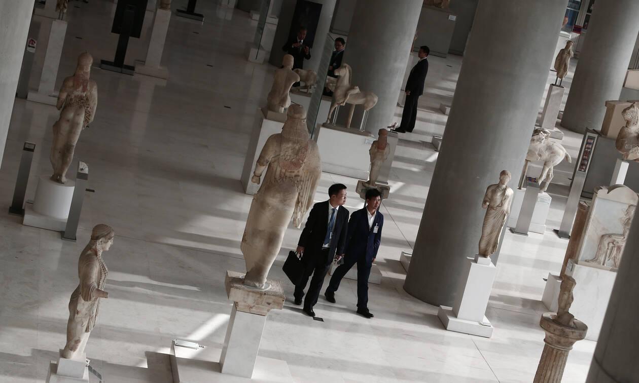 ΑΣΕΠ: Προσλήψεις στο Μουσείο Ακρόπολης