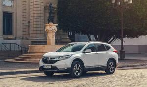 To Honda CR-V Hybrid είναι ένα ολοκληρωμένο από όλες τις απόψεις SUV