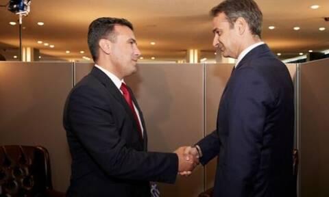 Мицотакис и Заев проведут встречу на полях «Thessaloniki Summit 2019»